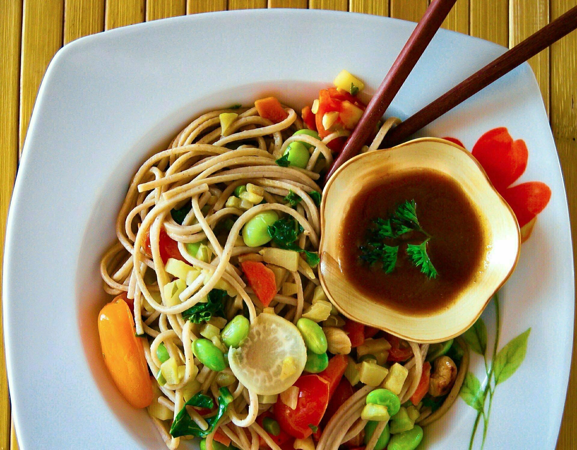 Sauce asiatique