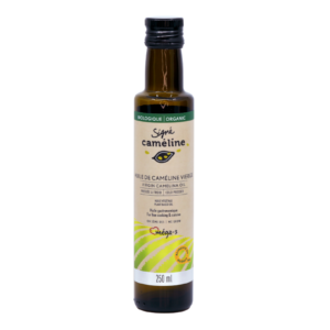 Organic camelina oil 250ml